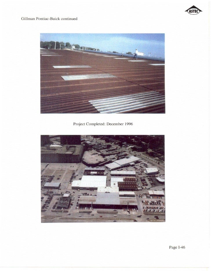Astec Metal Roof Projects