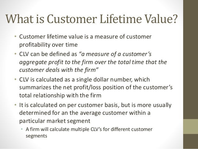 A step by-step guide to calculating customer lifetime value