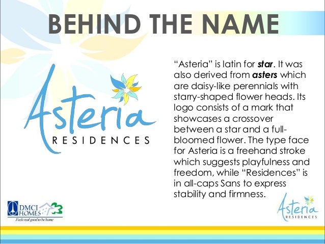 Asteria Residences Project Brief