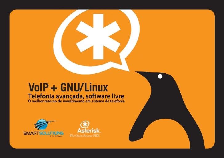 VoIP+ GNU/LinuxTelefonía avanzada, software libre.El mejor retorno de inversión en sistemas de telefonía      ...