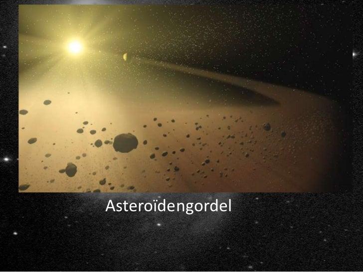 Asteroïdengordel