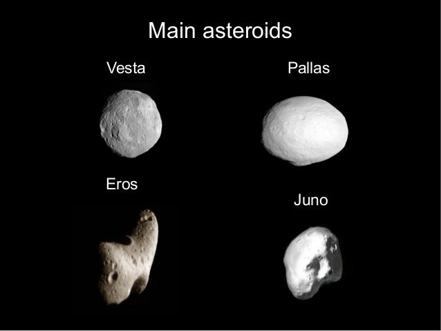 asteroids and meteorites - photo #12