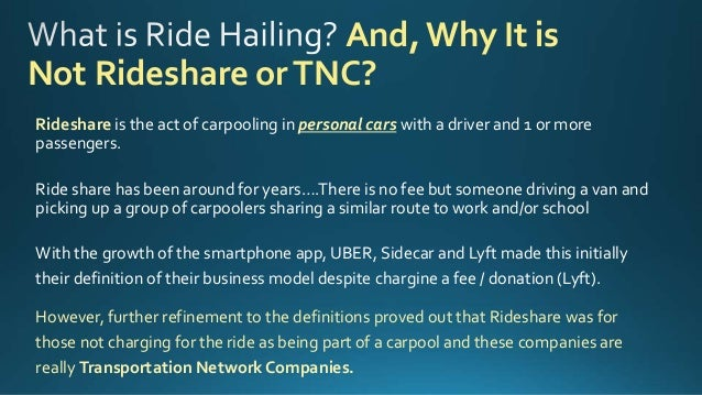 How To Win With Ride Hailing