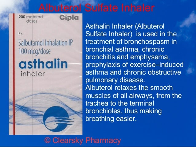 Ventolin inhaler online pharmacy