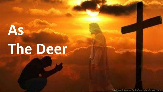 Developed & Created By #itzPrem- Visit (itzprem.com) As The Deer