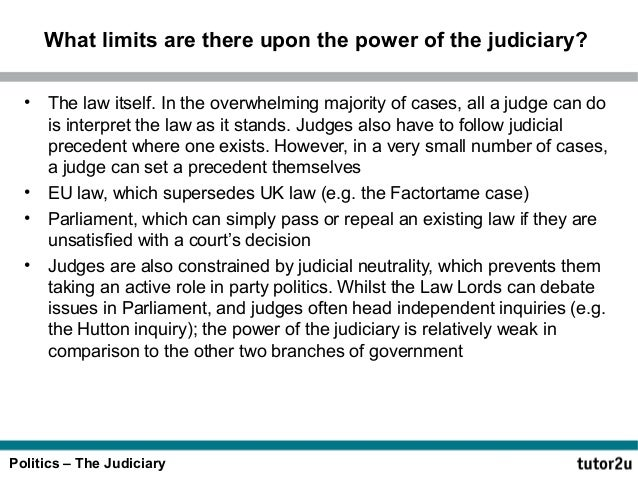essay importance independence judiciary australia This decision, handed down on 2 march 1956, was an important statement of the doctrine of the separation of powers in australia this article will review the facts of the case, and trace the court's approach to dealing with the separation of powers in australia, and the particular position of the federal judiciary.