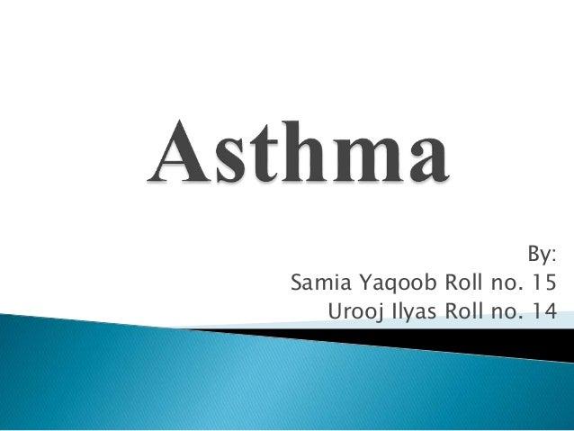 By: Samia Yaqoob Roll no. 15 Urooj Ilyas Roll no. 14
