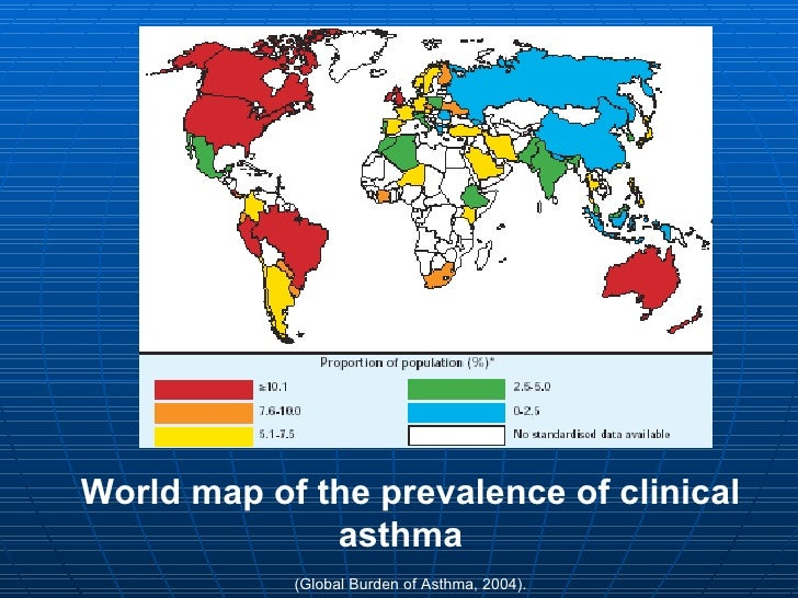 Asthma in pakistan sciox Gallery
