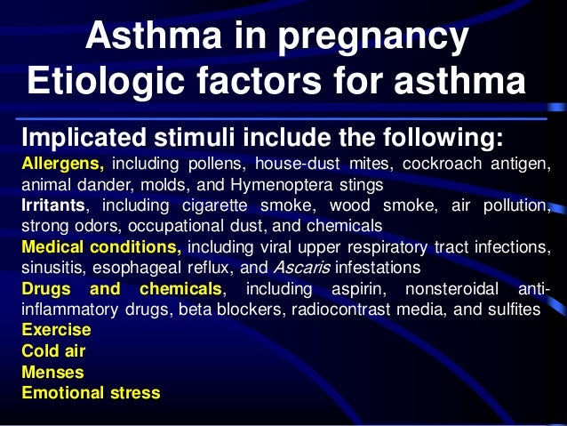 nonsteroidal antiasthma drugs are