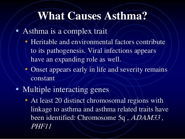 causes and symptoms of asthma Asthma causes, the symptoms of skin asthma start as red, flaky, itchy rashes on the skin which later turn into scaly, leathery patches over time.