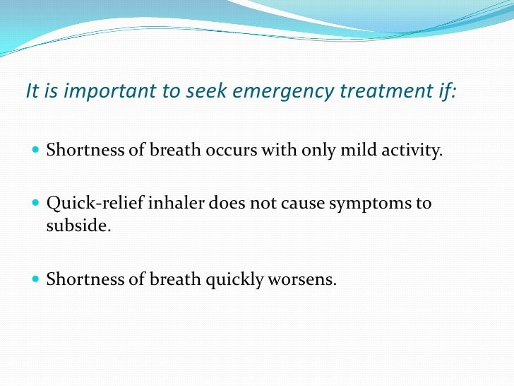 Asthma Powerpoint Connell