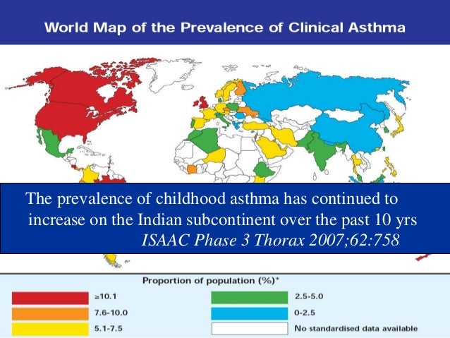 Ppt asthma ppt sciox Gallery