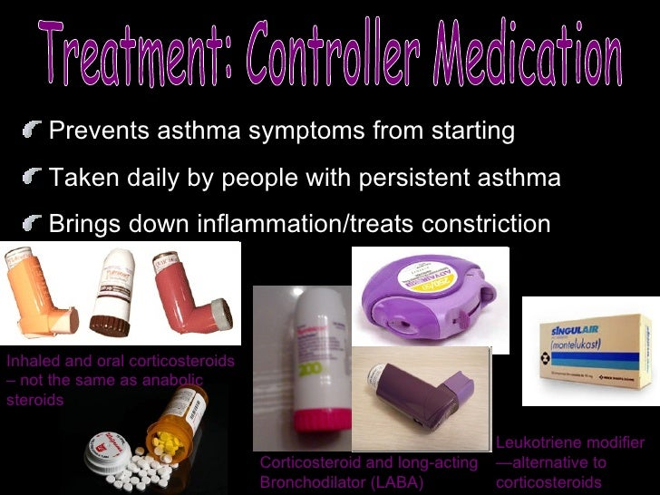 how to stop spread of asthma