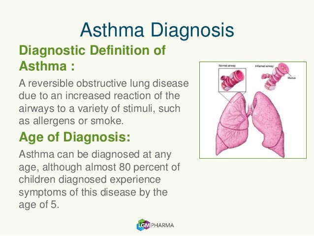 why is asthma reversible