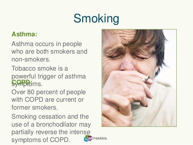 Asthma Caused By Smoking