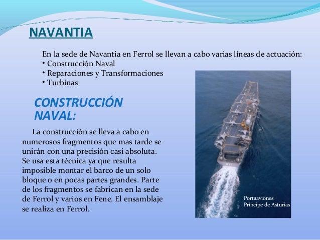 Astilleros de navantia - Temperatura actual ferrol ...