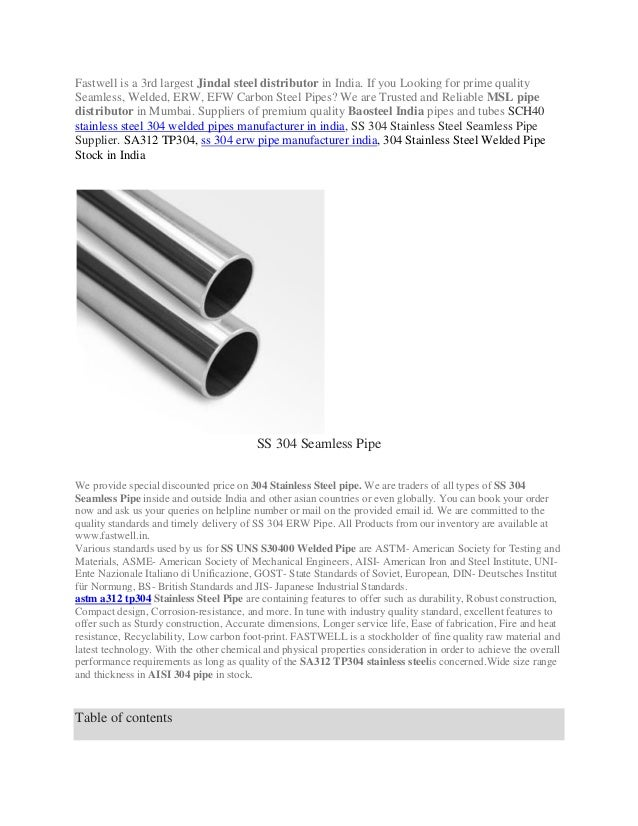 """1 1//8/"""" x .065/"""" x 90/"""" Alloy 304 Stainless Steel Round Tube"""