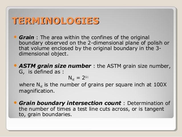 ASTM E 112 GRAIN SIZE MEASURING METHODS full standard, mecanical