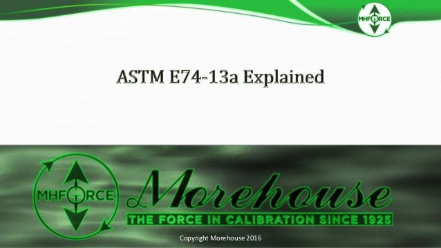 Astm E74 Pdf Download