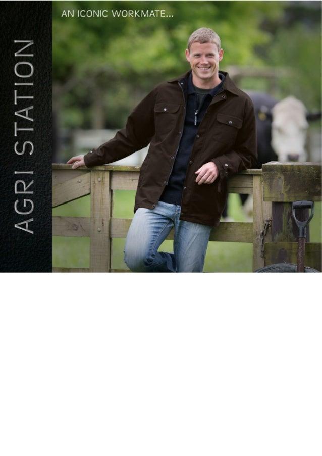 Work Wear - Agri Station Jacket