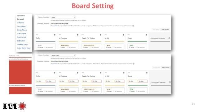 Board Setting 31