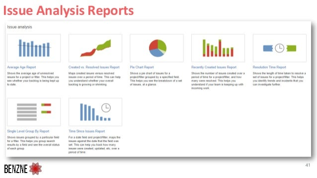 Issue Analysis Reports 41