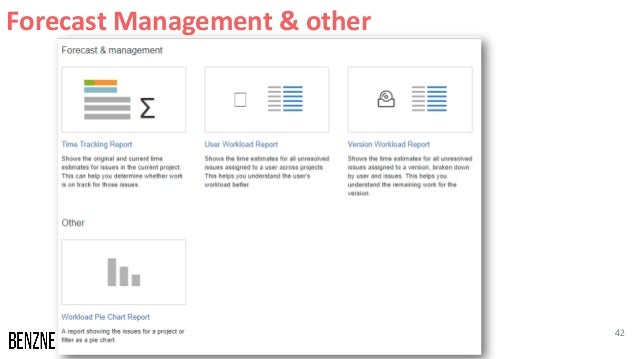 Forecast Management & other 42