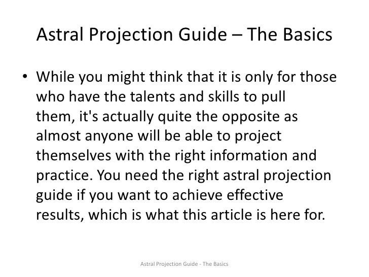 astral projection guide the fundamentalsastral projection