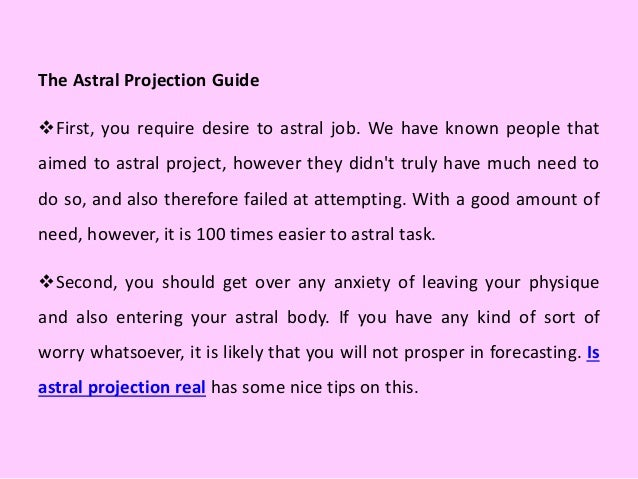 astral projection a new age spiritualism3 the astral projection guide
