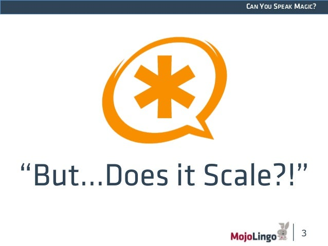 scale tipping