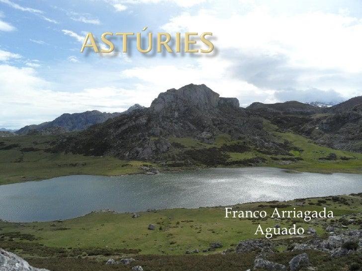 Franco Arriagada    Aguado