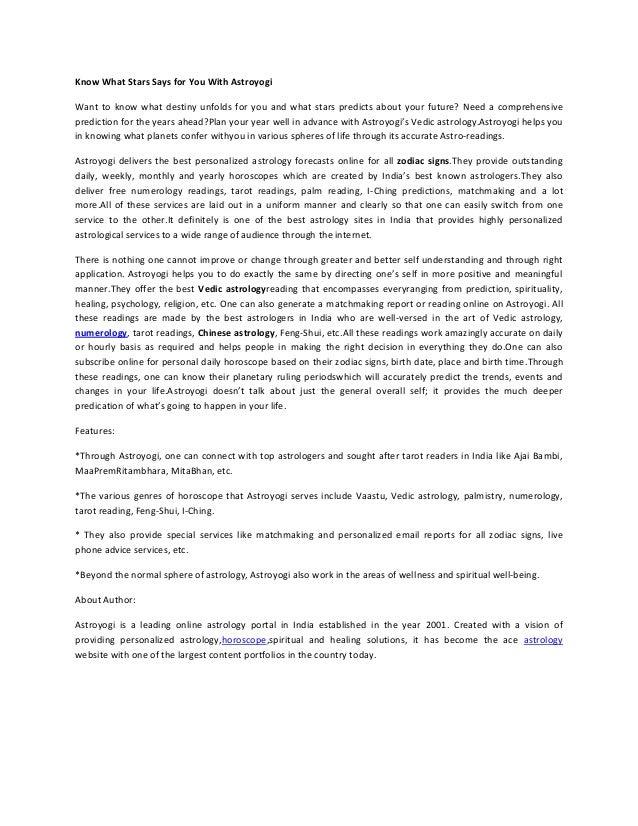 Online Vedic matchmaking