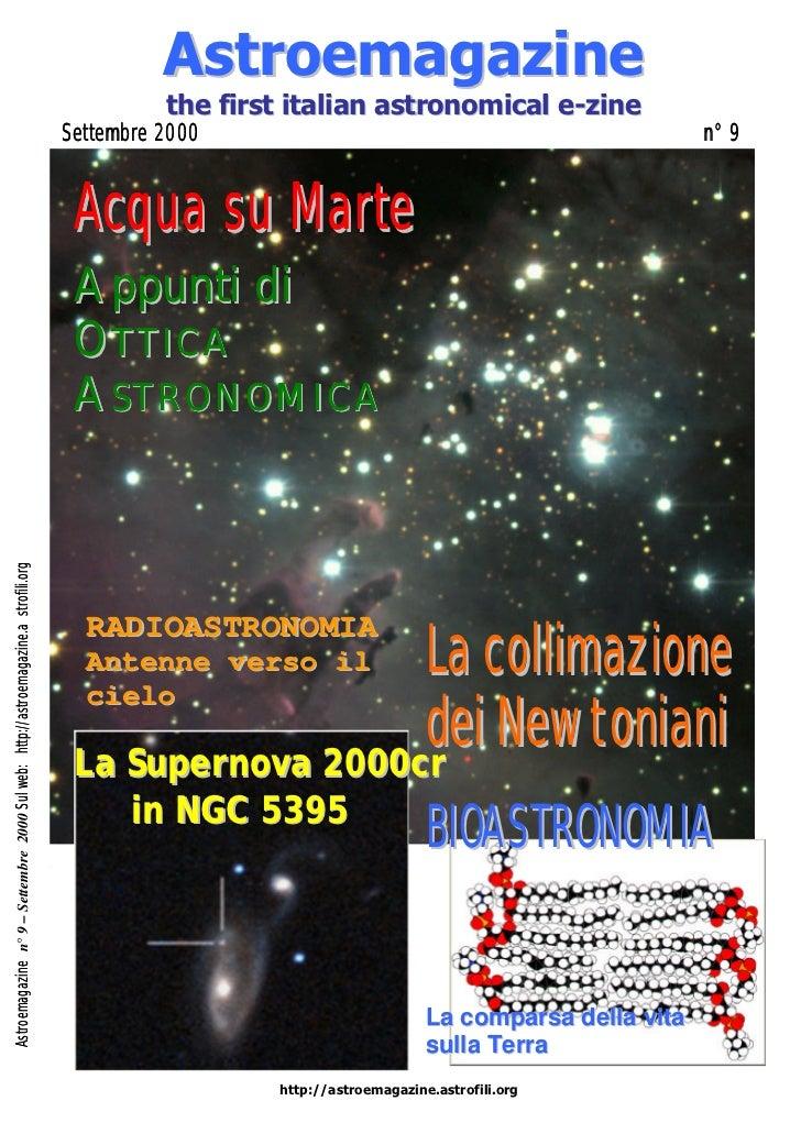 Astroemagazine                                                                                                     the fir...