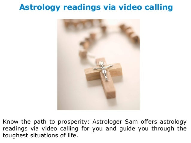 Astrology Readings Via Video Calling