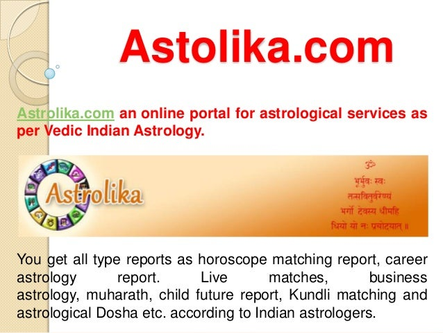 Horoscope Matching | Kundali Matching | Kundali Milan based on Ashta Kuta