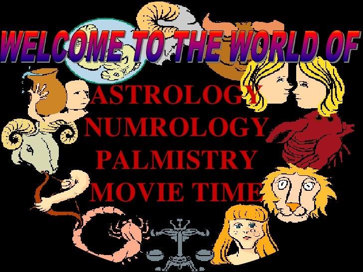 ASTROLOGYNUMROLOGY PALMISTRYMOVIE TIME