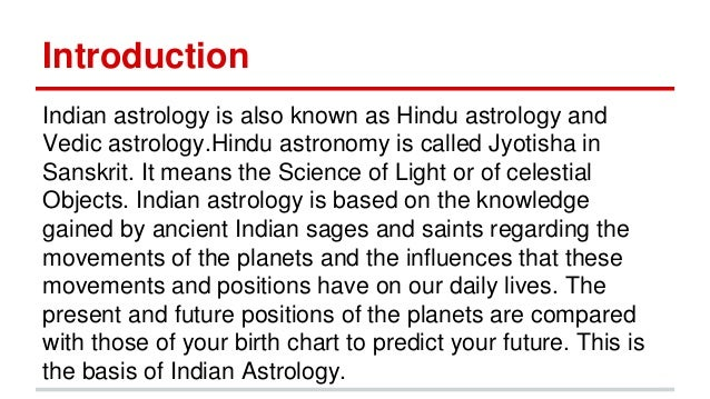 science and astrology essay