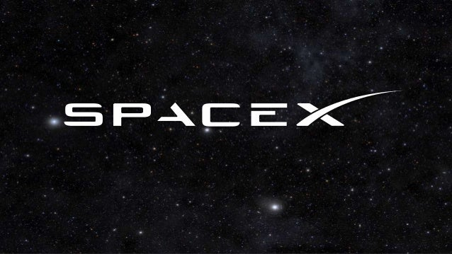 This is SpaceX