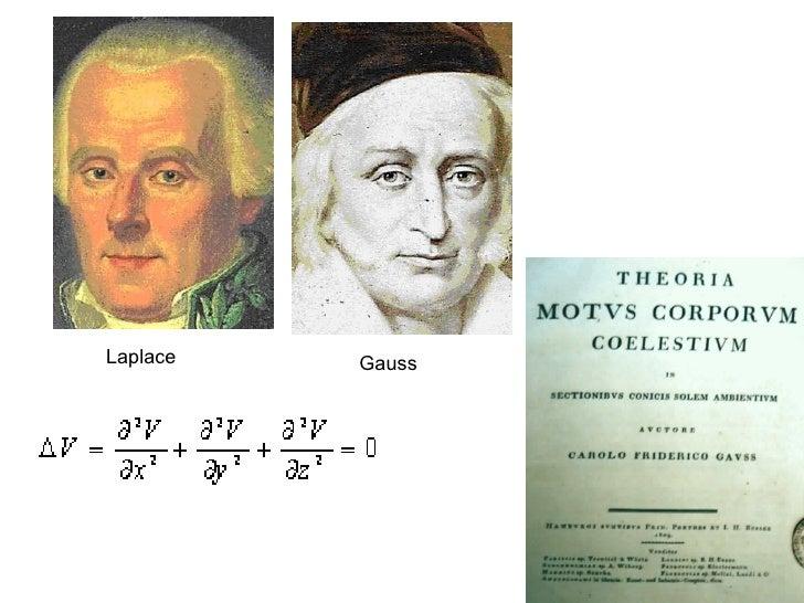 Laplace Gauss