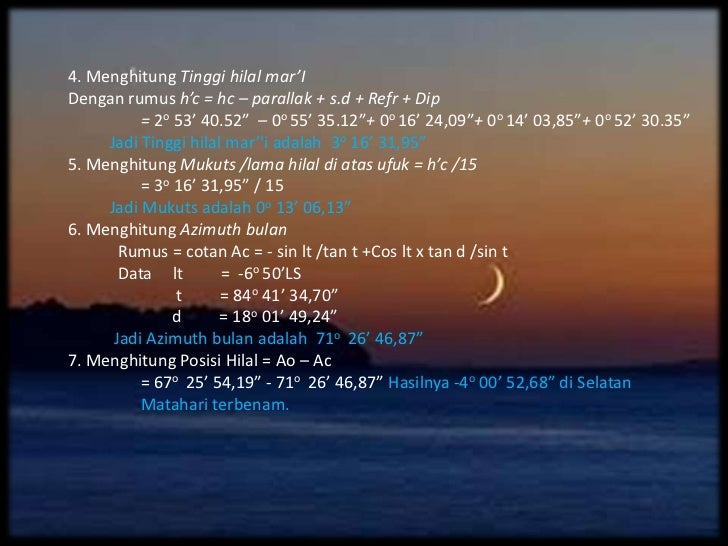 Astronomi islam