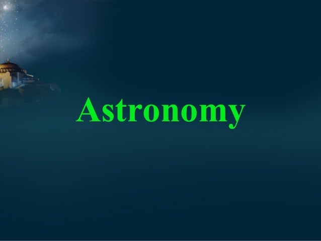 islamis contribtions for astronomy - photo #15