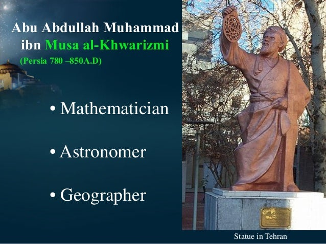 islamis contribtions for astronomy - photo #25