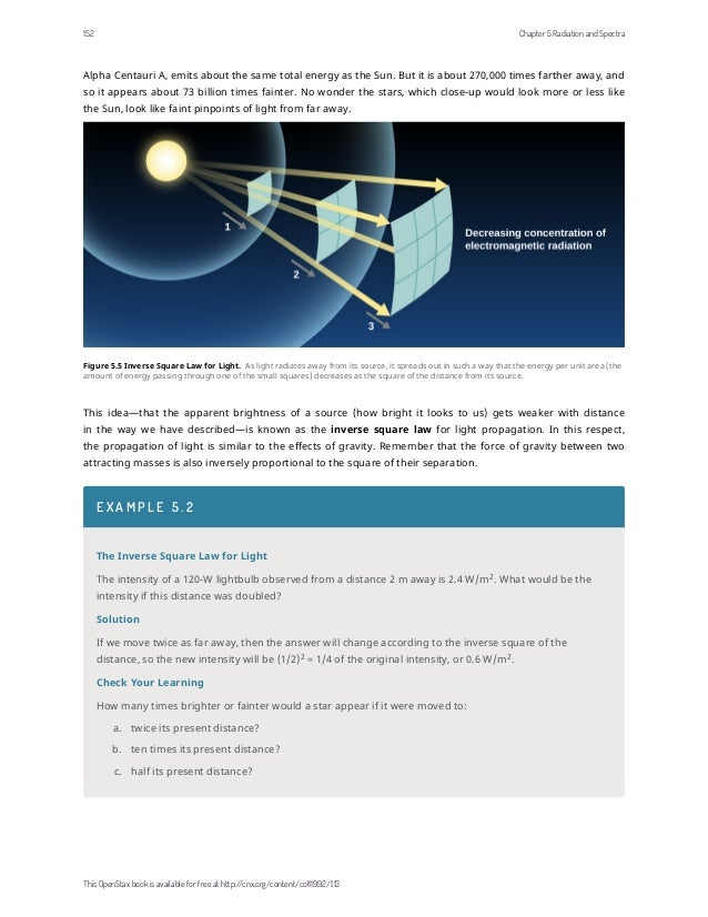 Astronomy chapter 4