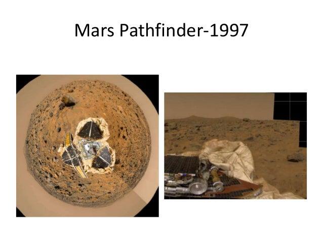Mars Pathfinder-1997