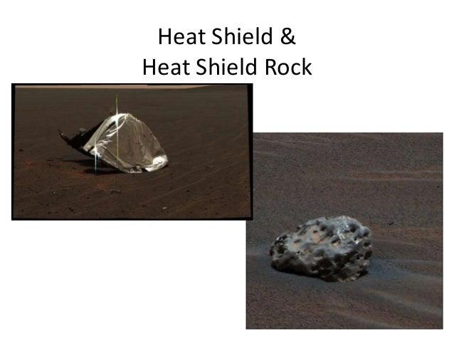 Heat Shield & Heat Shield Rock