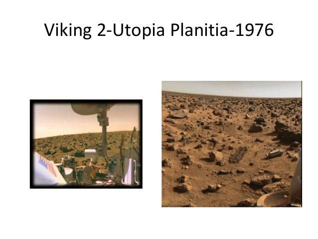 Viking 2-Utopia Planitia-1976