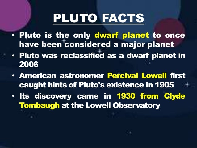 is pluto considered a planet - photo #20