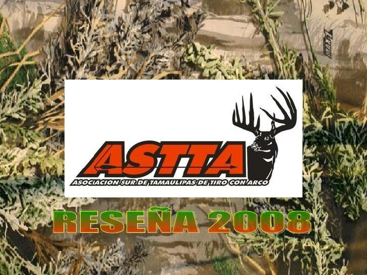 RESEÑA 2008