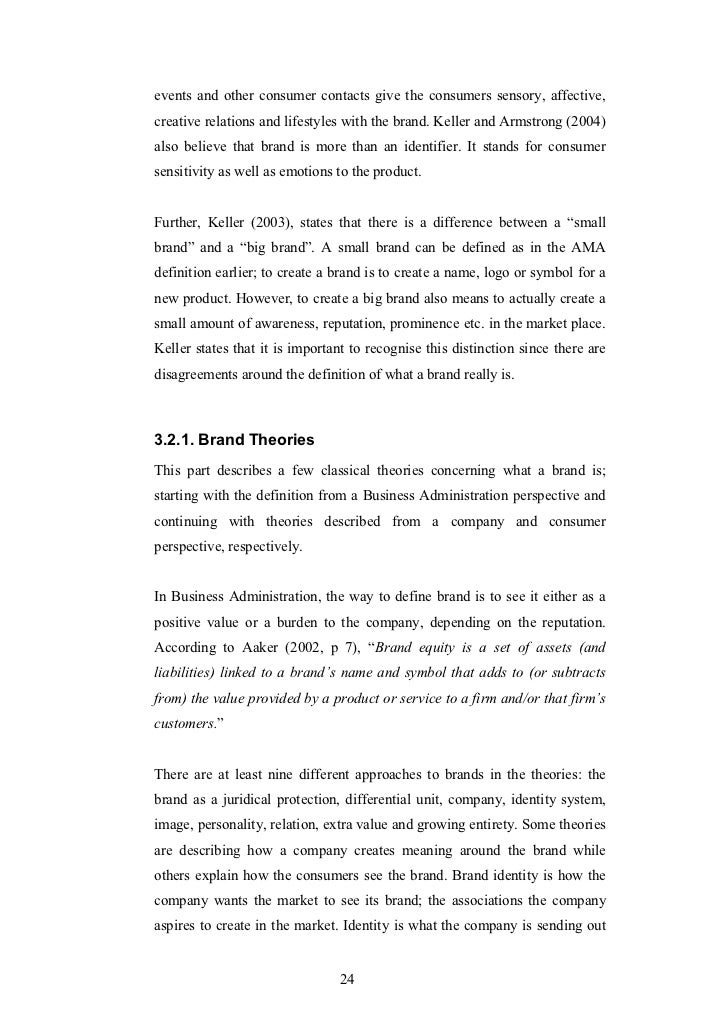 a study about custmor brand awareness Full-text paper (pdf): the impact of brand awareness on customer satisfaction: a case study of godfrey phillips india limited, india.