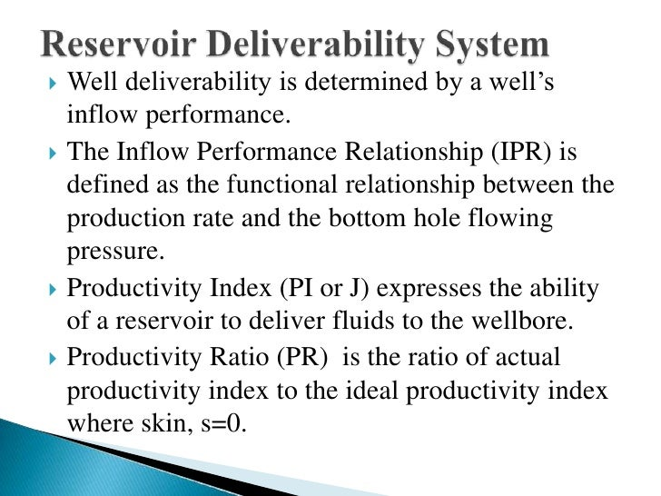 The Composite Inflow Performance Relationship